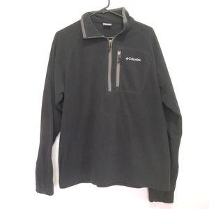 Columbia Fleece 1/2 Zip Pullover Size Large